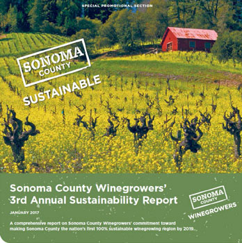 Sonoma County Winegrowers Annual Sustainability Report 206