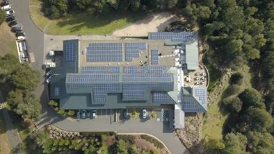 Gary Farrell Winery Solar Array