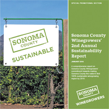 Sonoma County Winegrowers Annual Sustainability Report 2016