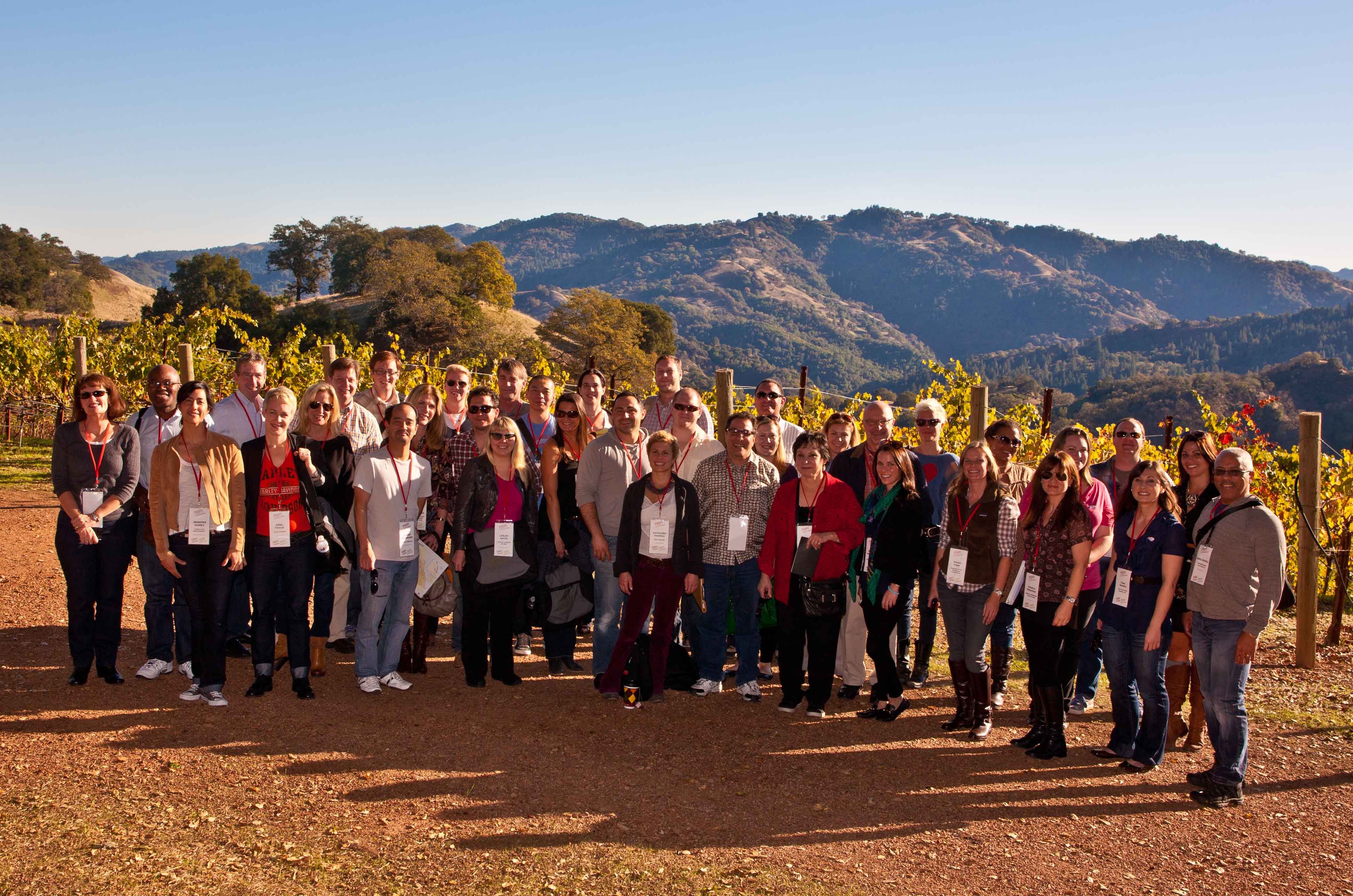 Top Sommeliers from Across America Attend 2013 Sonoma Summit