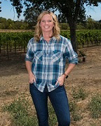 Karissa Kruse, President of Sonoma County Winegrowers